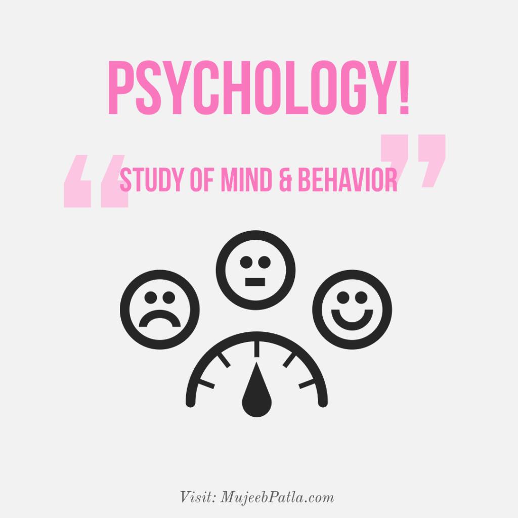 Psychology by mujeeb patla
